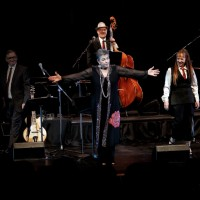 Pippa Wilson with the Jazz Notes Show Band at the Frankston Arts Centre – photos and movie
