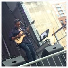 Jean-Paul Bourelly - 6.25.16 - Jazz Live Int'l Festival