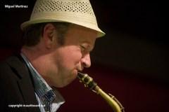 Barnicle Bill live in het Mirliton Theater in Utrecht