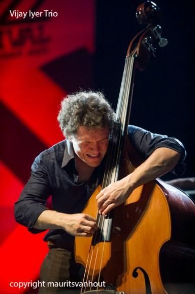 Vijay Iyer Trio live at Belgrade Jazz 2013