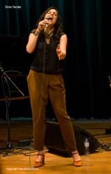 cd presentatie Simin Tander in Bimhuis dd 20-3-2014