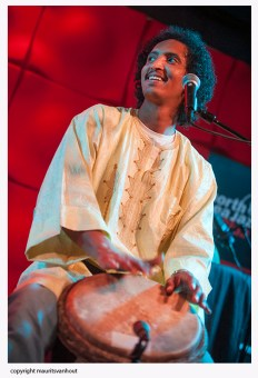 tamikrest live in Northsea Jazz Club 30-3-2014