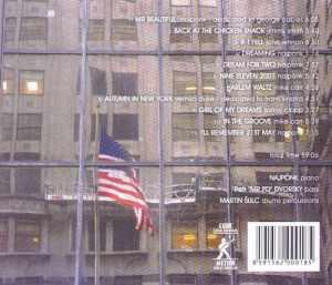 Najponk Trio – Ballads Blues And More