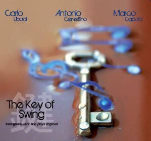 SWINGOVÝM KLÍČEM K MODERNÍMU JAZZU: Evergreen Jazz Trio – The Key Of Swing