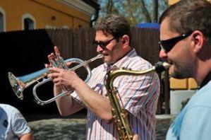 Summit trumpetistů jako jazzové puzzle