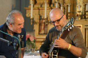 Reportáž z hor, kde dávají dobrou noc vlci a jazzové hvězdy – kostelní intermezzo