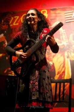 Badi Assad in JazzTime.cz