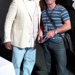 Gregory s autorom reportáže