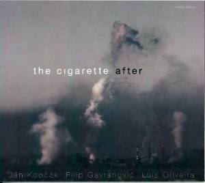 cover cigarette after