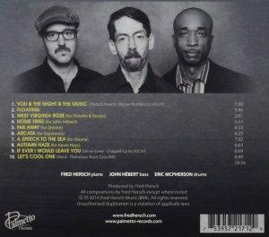 Fred Hersch Trio a jeho p(l)achtění při zemi…
