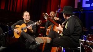 Když se flamenco pojí s jazzem a klasikou (a naživo!)