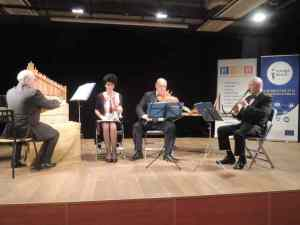 Ars Cameralis se středověkou hudbou v královéhradecké knihovně
