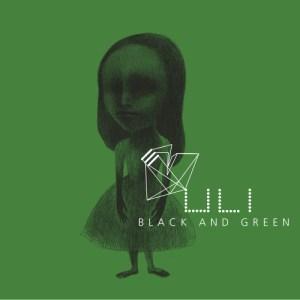 Copertina Black And Green