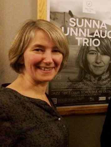 Sunna Gunnlaugs