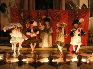 Na Olomouckých barokních slavnostech zazněly opery Endymio a Torso společně