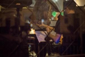 Fotoreport Davida Havla z prvního kroku jazzu do Hradce Králové