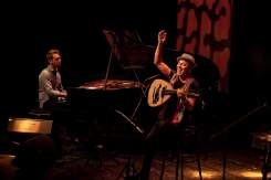 Aaron Parks & Dhafer Youssef