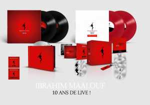 Ibrahim Maalouf bilancuje – Recenzia CD/DVD Live Tracks