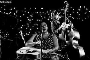 Když hudba na Jazzinci tryská ze srdcí a duší…