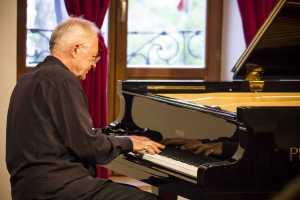 Jazzový klavír v Bartókově pokoji