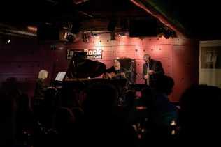 Carla Bley Trio v Jazz Docku