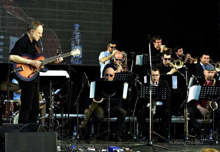 Matúš Jakabčic CZ-SK Big Band