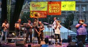 Fotoreport: Bohemia Jazz Fest 2017 – Brno