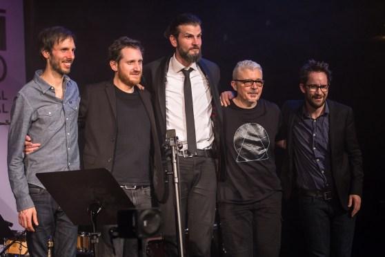 Vincent Peirani Quintet