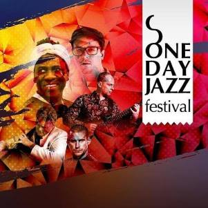 One Day Jazz Festival poster