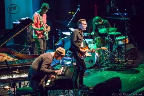 Aaron Parks Quartet
