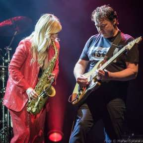 Candy Dulfer & Ulco Bed