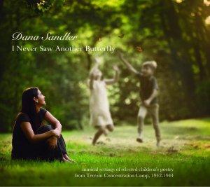 Terezínští motýli v písních americké zpěvačky