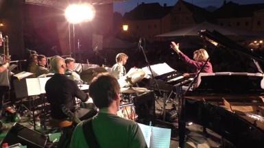 Matthias Bublath & Eight Cylinder Big Band