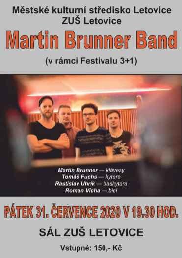 Marti Brunner Band č._01