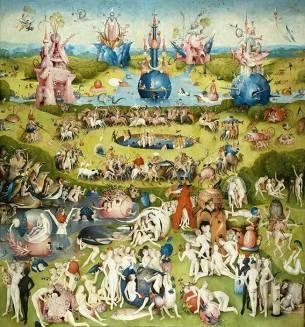 FREE ART: Garden of Delights