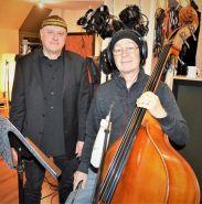 Roberto Magris & Eric Hochberg
