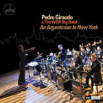 Pedro Giraudo and the WDR Big Band