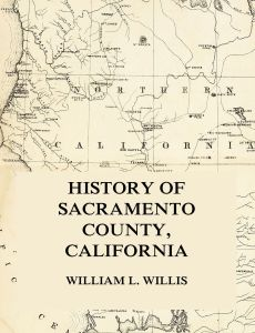 History of Sacramento County, California