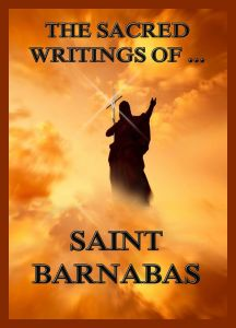 The Sacred Writings of Saint Barnabas