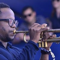 AMBROSE AKINMUSIRE » Leaving space for people ...