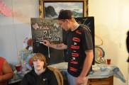 Tallying the board