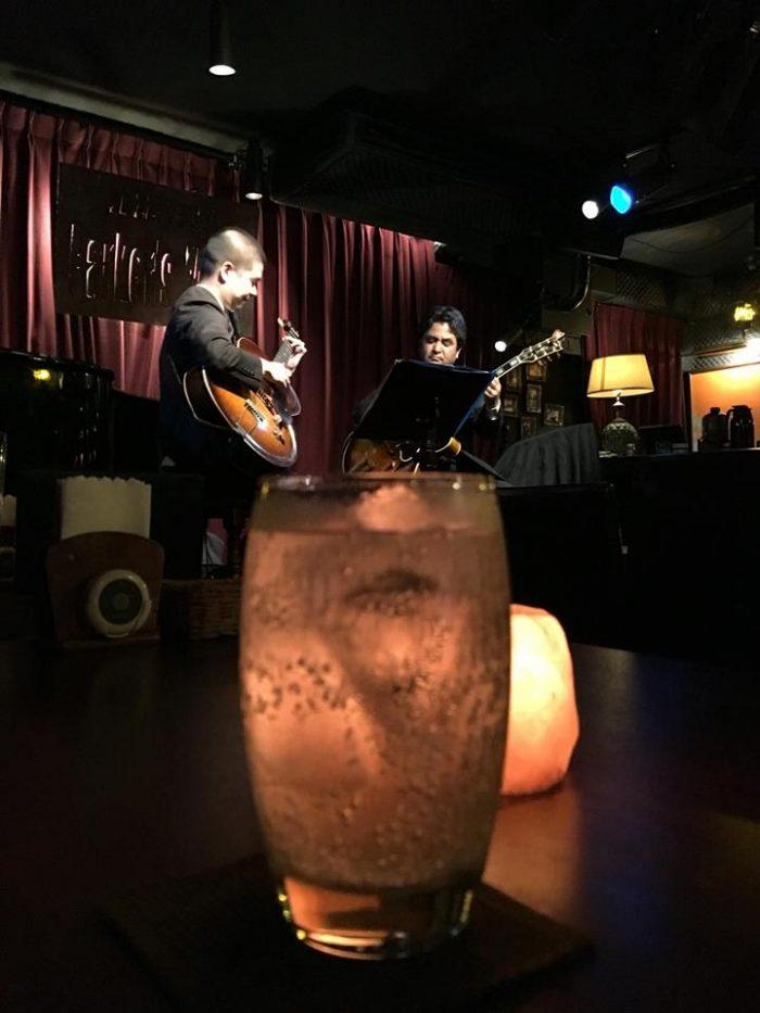 「Parker's Mood Jazz Club」 那覇市久茂地3-9-11アーバンビル5F