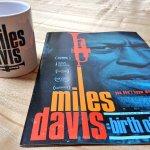 マイルス・デイヴィス クールの誕生 パンフレット&マグカップ