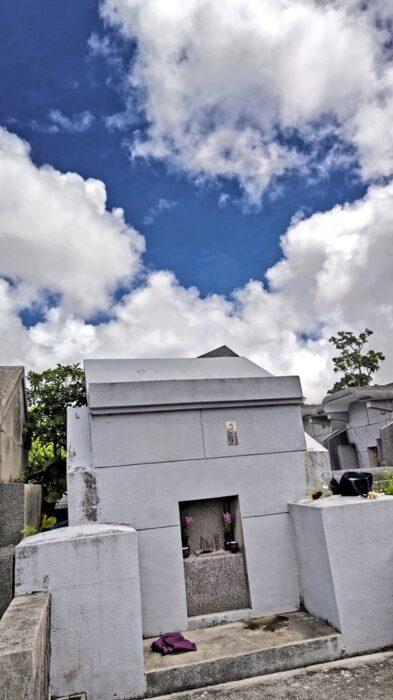 城間家のお墓