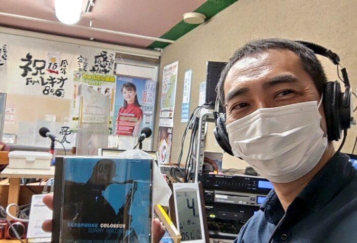 ラジオ番組「ジャジーのJAZZタイム×幸せな相続相談」(FMレキオ80.6Mhz) 収録 20210804