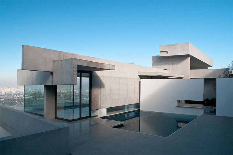 Jaime bendersky arquitectos casa zaror for Arquitectura casa