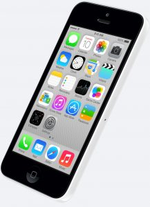 full-white-iphone-5c-standing-sideways