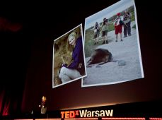 """""""Ideally we'd observe animals directly, but that's rarely possible..."""""""