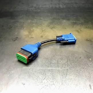 NEXIQ Komatsu 12 Pin Cable