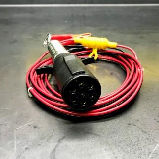 NEXIQ J560 7-Way PLC Power Supply Cable